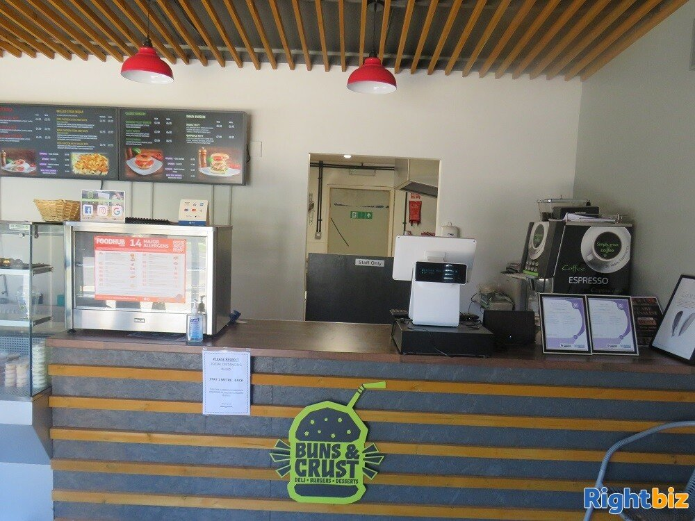 Well-known Sandwich Takeaway & Café Business - Image 4