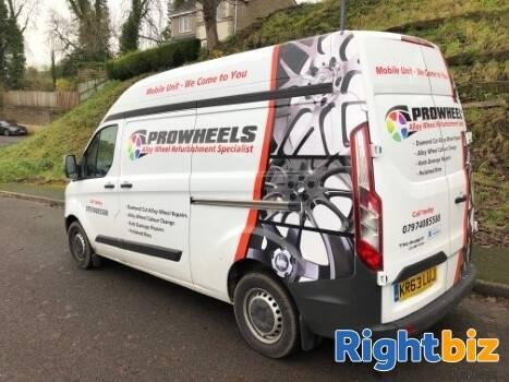 Mobile Alloy Wheel Refurbishment Specialist - Image 4
