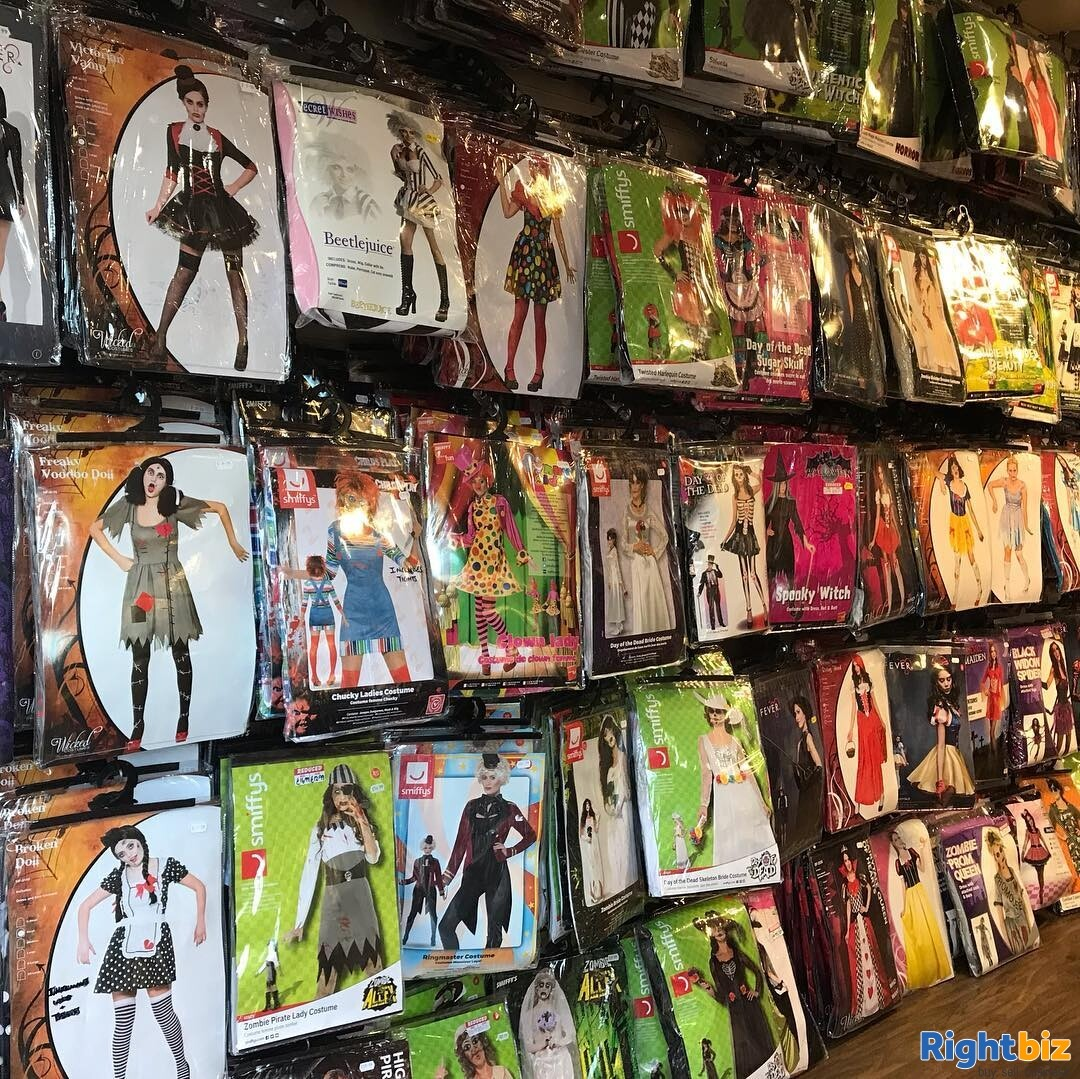 Profitable And Growing Costume Shop Business For Sale - Image 4