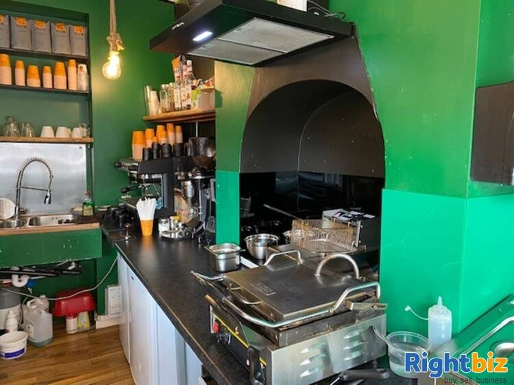 Leasehold Crepe Bar & Coffee House Located In Stourbridge - Image 4