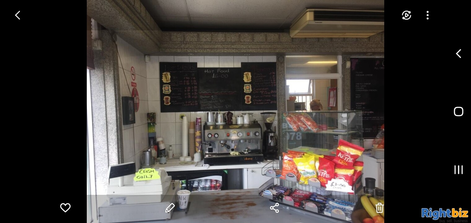 Leasehold sandwich bar for sale in Northwest London - Image 4