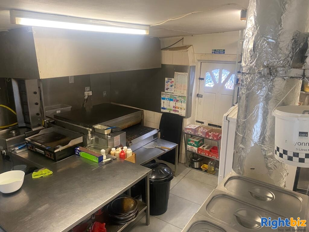 Fish and chips& pizza shop for sale in Plymouth - Image 4