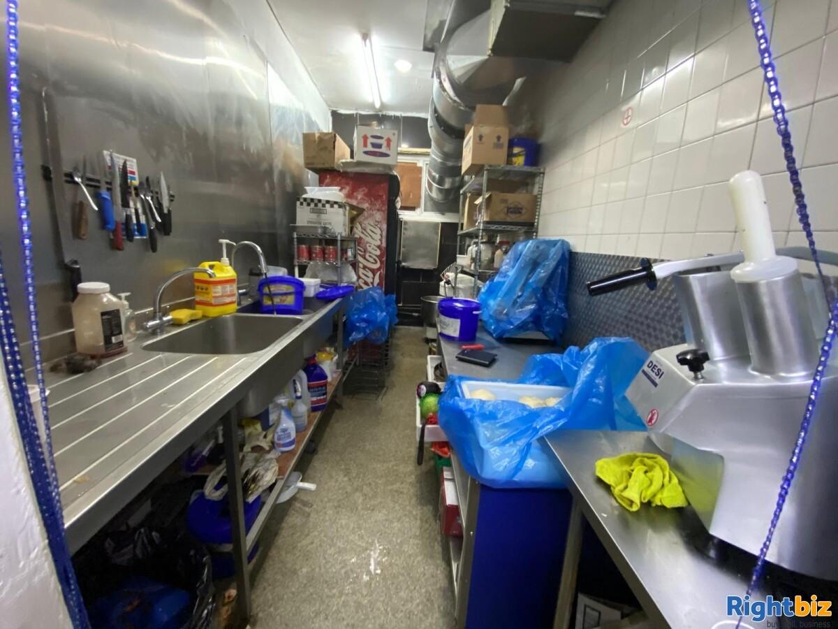 Fast food takeaway in Blackburn in a prime location - Image 4