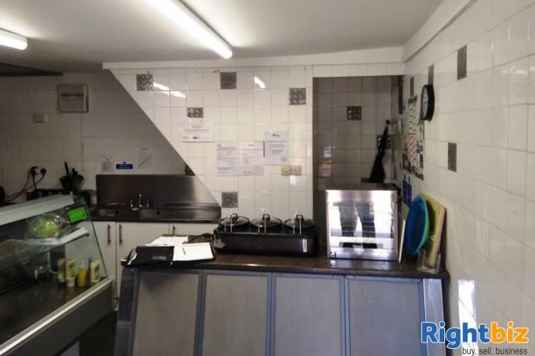 Established Sandwich Shop - Rossendale - Image 4
