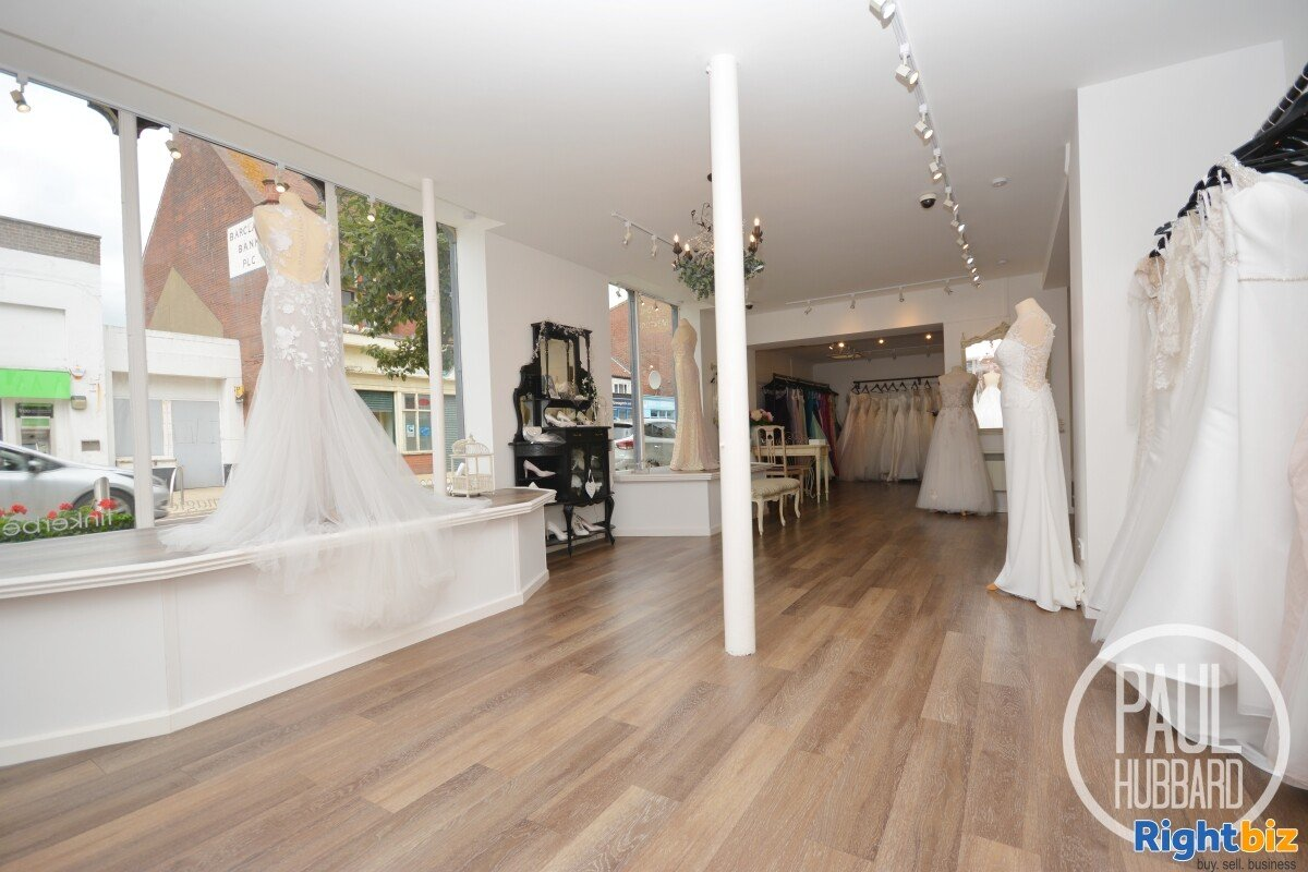Leasehold - Well-established, family run bridal shop business in Lowestoft, Suffolk. - Image 4