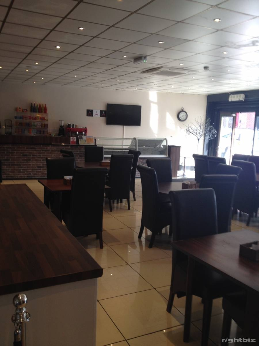 Restaurant +Take Away Steak House Huge Potential Prime Location Too good to miss, - Image 5