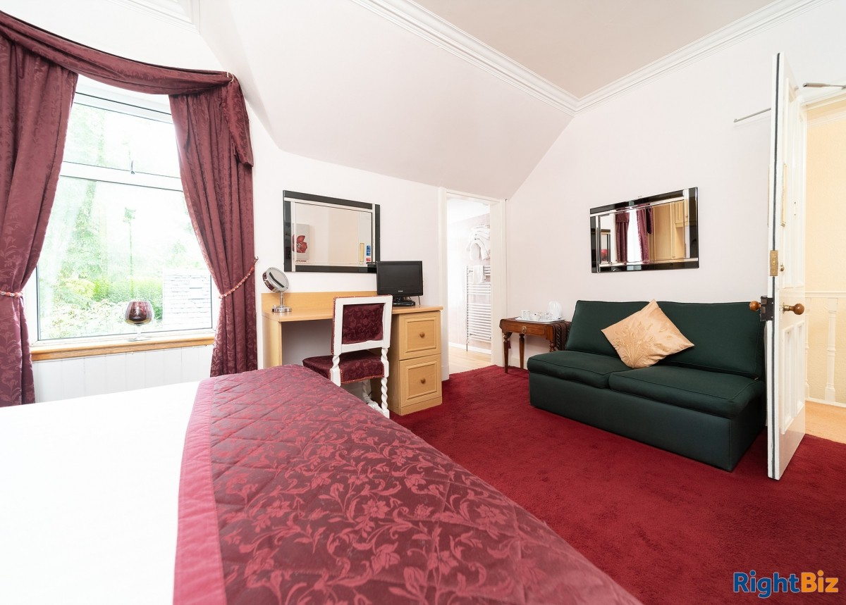 A unique life-changing opportunity to purchase a successful, long-established B&B in West Scotland - Image 5