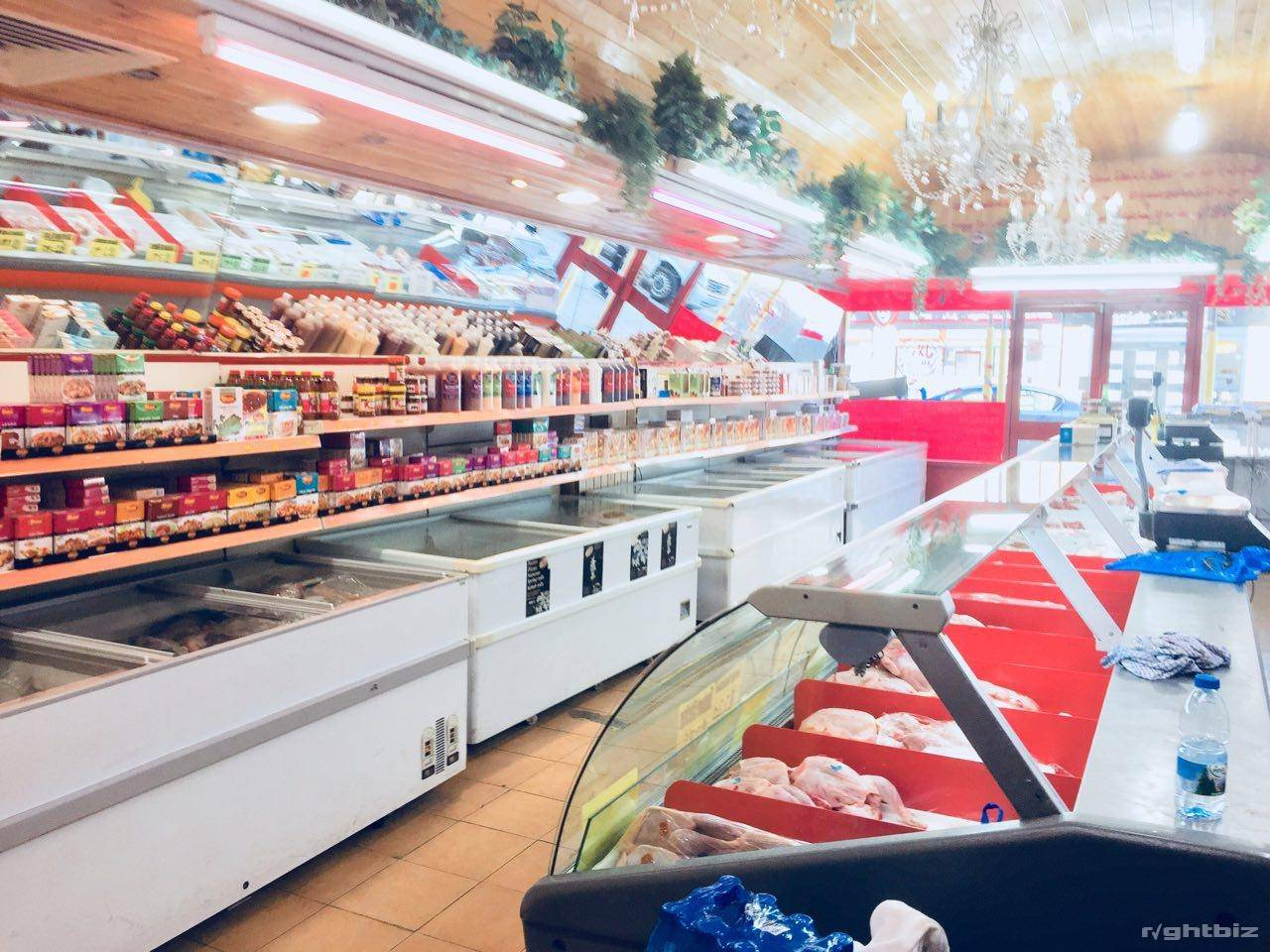 Halal Meat Shop Running Business For Sale - Image 5