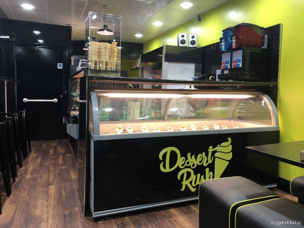 Ice cream and dessert parlour for sale - Image 5