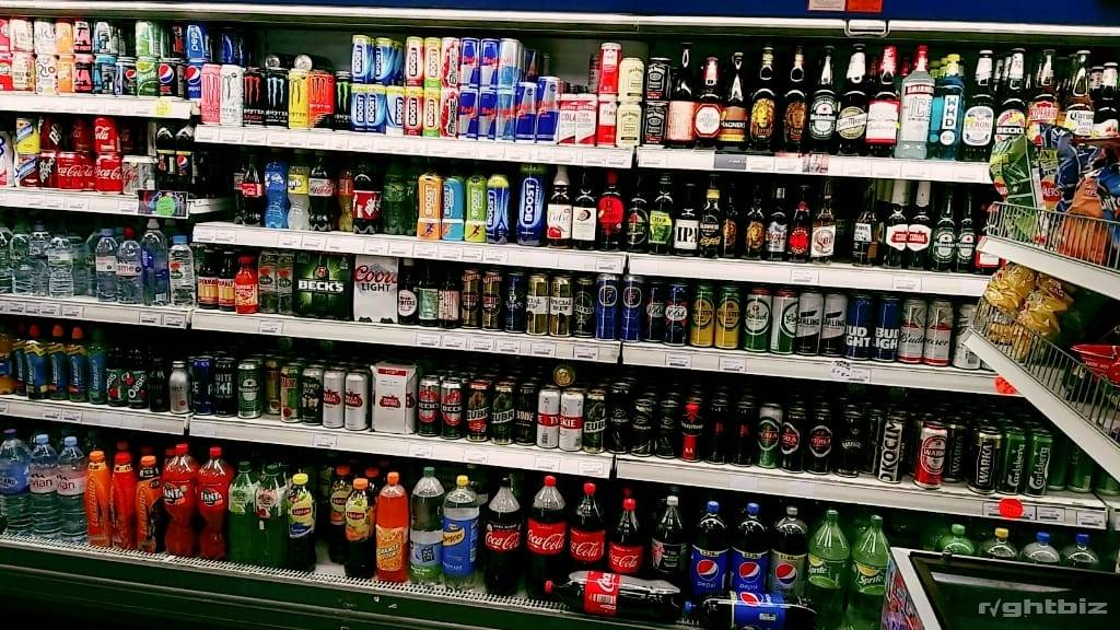 Well Established Off Licence & Grocery Shop in Prime Location With Accommodation - Image 5