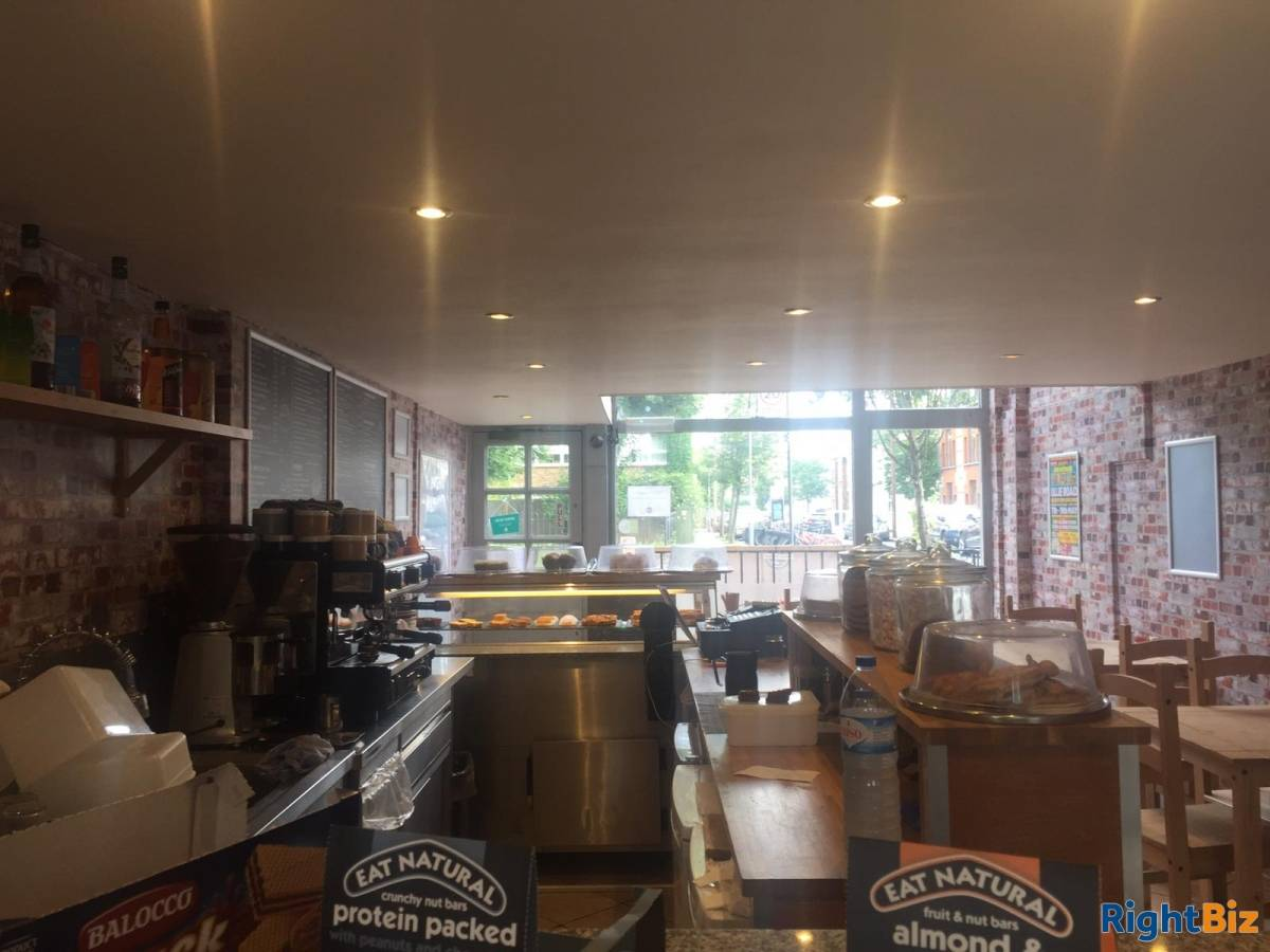 Beautiful Coffee Shop/Restaurant for Sale in South West London - Image 5