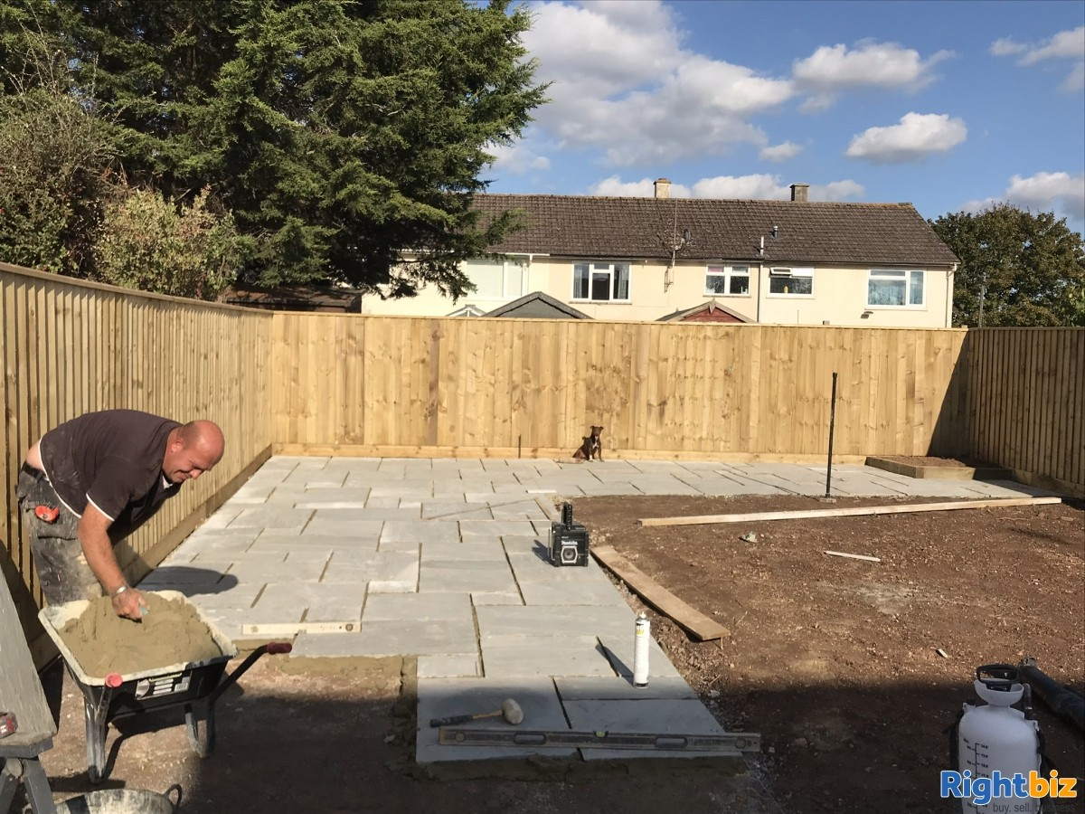 Somerset Landscaping business included with website and advertising all done !!! - Image 5