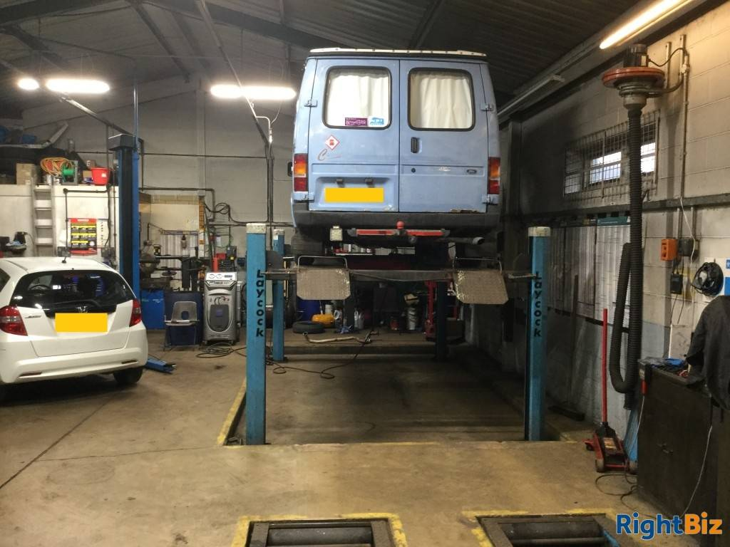 Well Established Garage & Mot Centre With A Renowned Reputation - Image 5