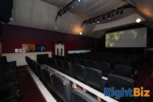 Charming Historic Arthouse Cinema In Bathgate - Image 5