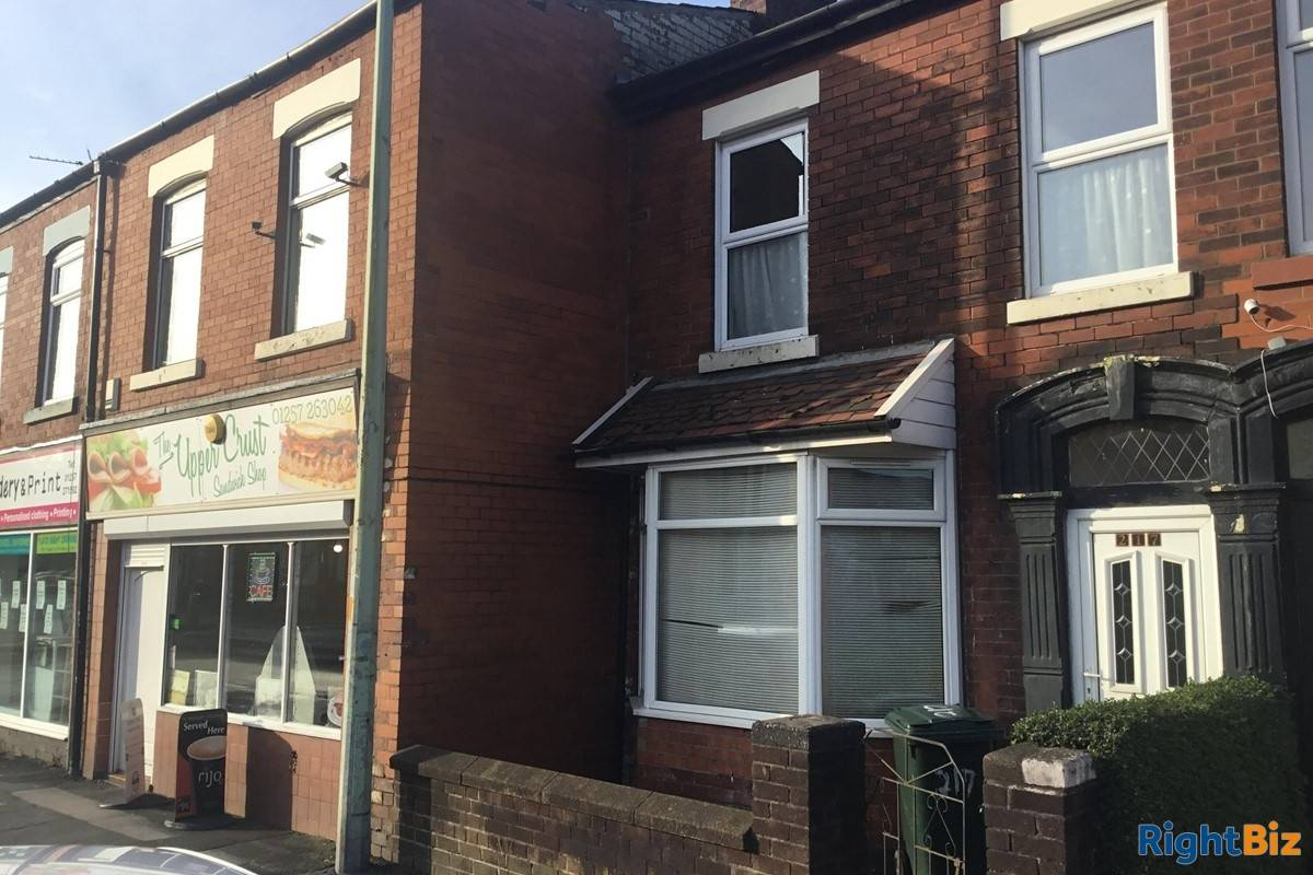 Sandwich Shop & Cafe With Accommodation - Chorley - Image 5