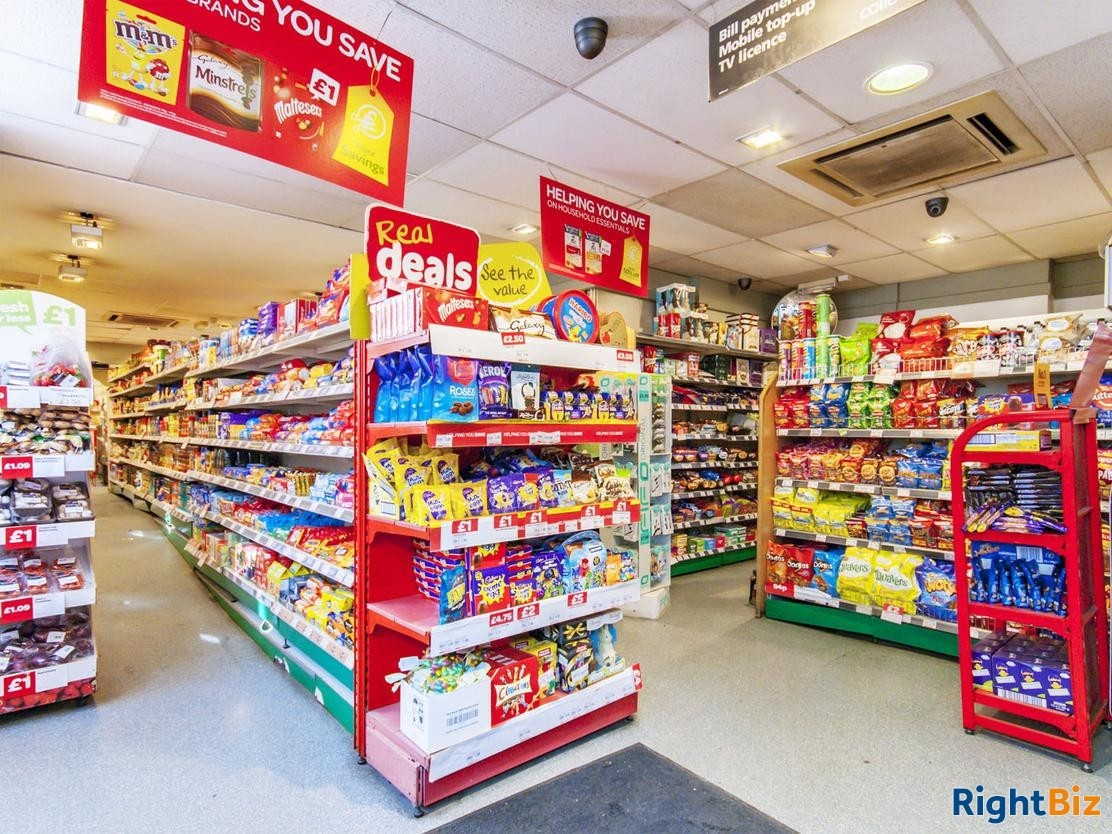 SPAR Knighton Convenience Store - Established busy location for over 60 years - Image 5