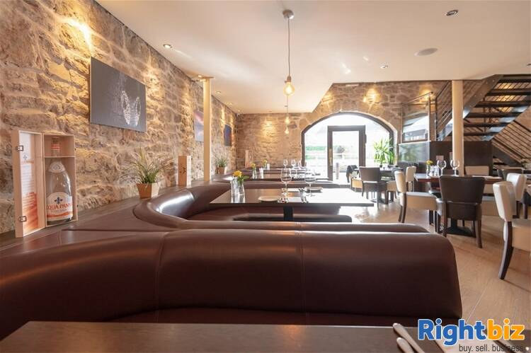 STUNNING TOWN CENTRE LICENSED ITALIAN RESTAURANT IN THE CENTRAL LOWLANDS OF SCOTLAND - Image 5