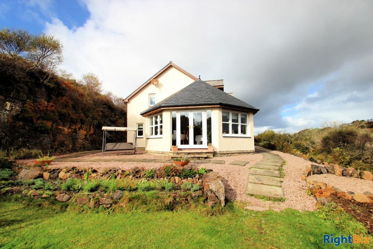 Stunning Guest House on the beautiful Isle of Mull, Scotland - Image 5