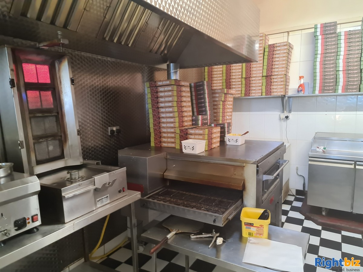 Fast food takeaway for sale in Northumberland - Image 5