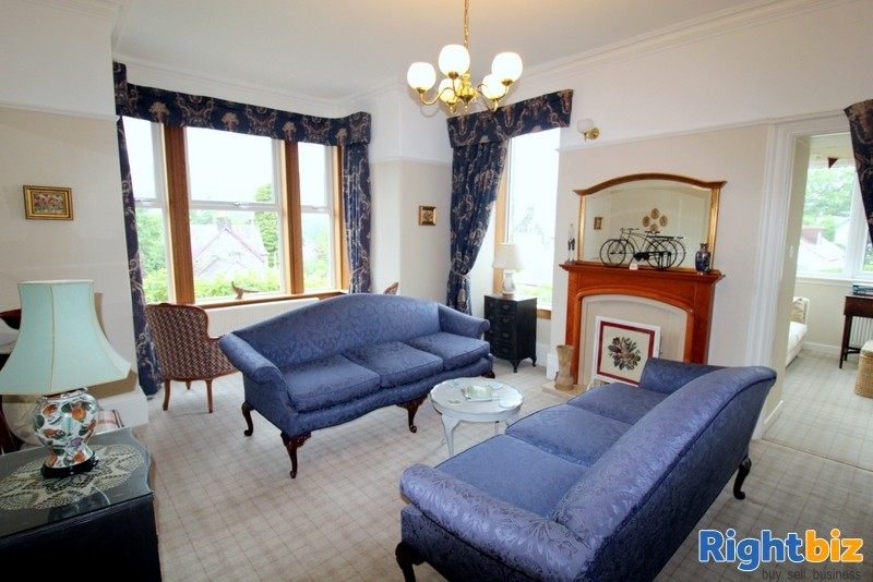 Exceptional 6-Bedroom Guest House with Stunning Views in Pitlochry - Image 5
