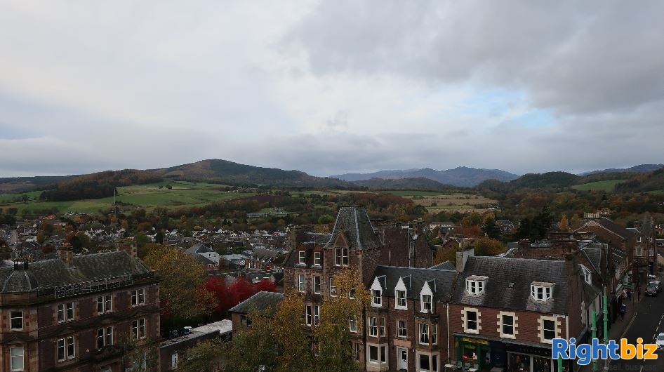 For Sale - Former Drummond Arms Hotel in Affluent Crieff - Image 5