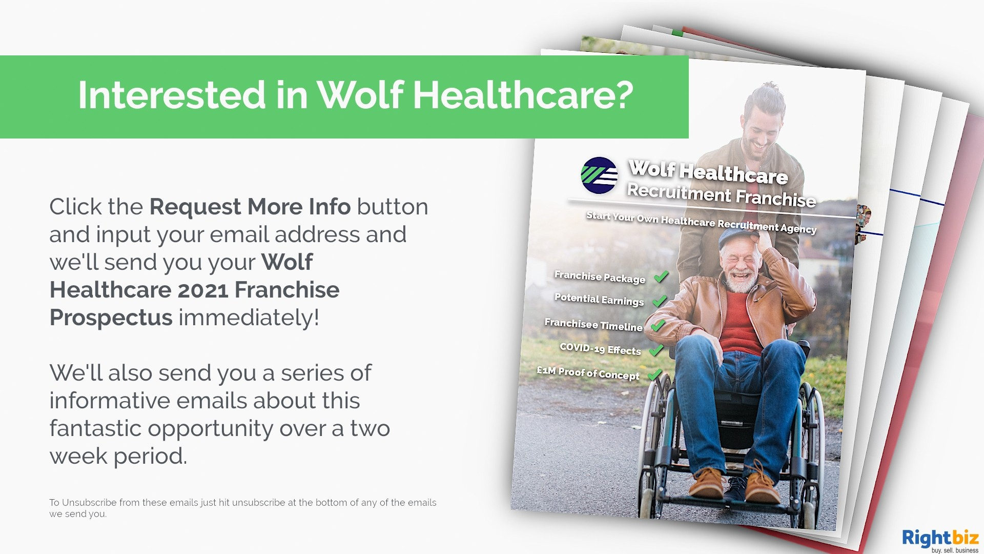 Join One Of The UK's Fastest Growing Franchises Wolf Healthcare Recruitment St Asaph - Image 5