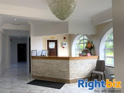Freehold 34 bedroom hotel and restaurant bar - 5-acre plot Nottinghamshire - Image 5