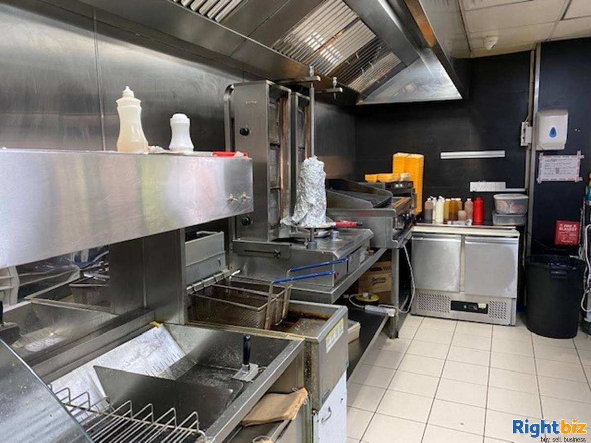 Leasehold Fast Food Takeaway Located In Castle Bromwich - Image 5