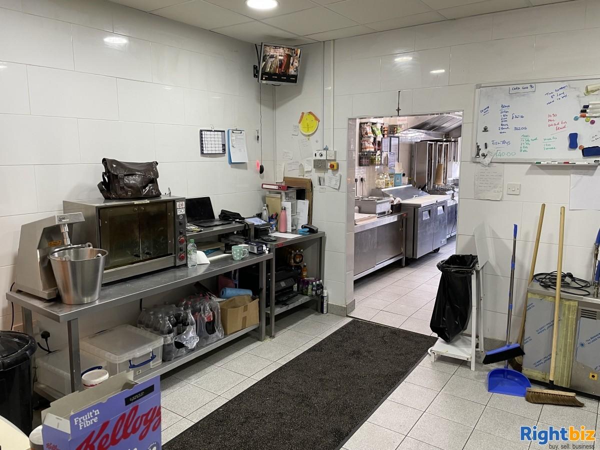 Well Established Fish & Chip Shop for Sale - Image 5