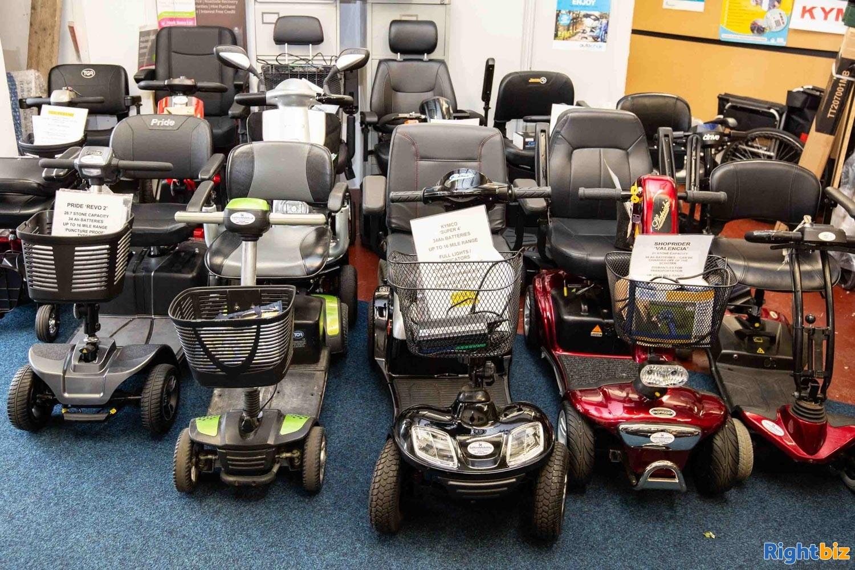 Well Established Mobility Equipment Business For Sale, Edinburgh - Image 5