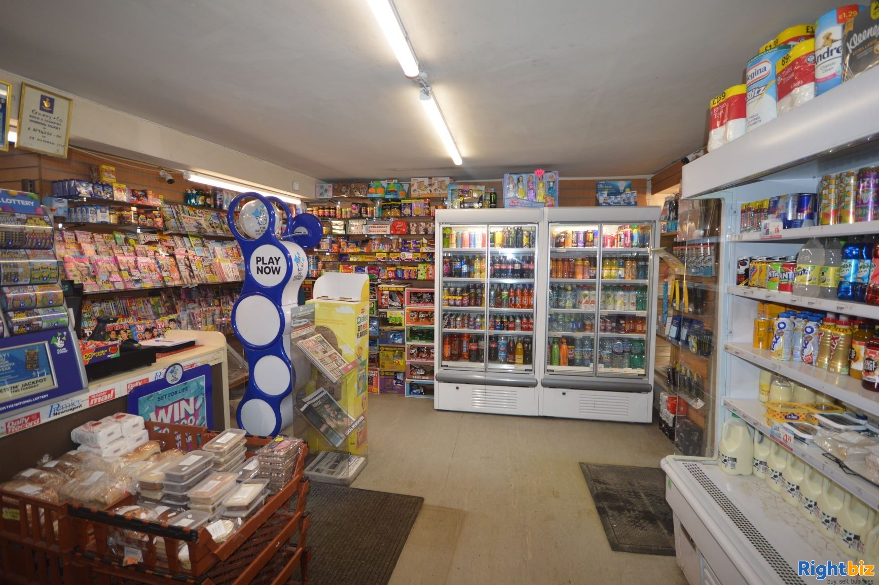 Busy traditional Newsagency business located in popular Scottish Borders town (ref 1367) - Image 5