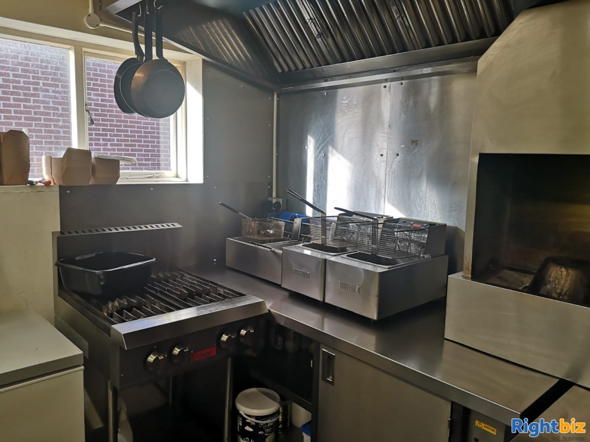 Leasehold Takeaway restaurant for sale in Colchester - Image 5
