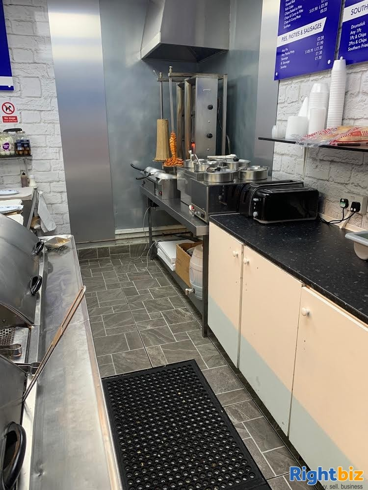 Leasehold Fish & Chips Shop in Bearwood - Image 5