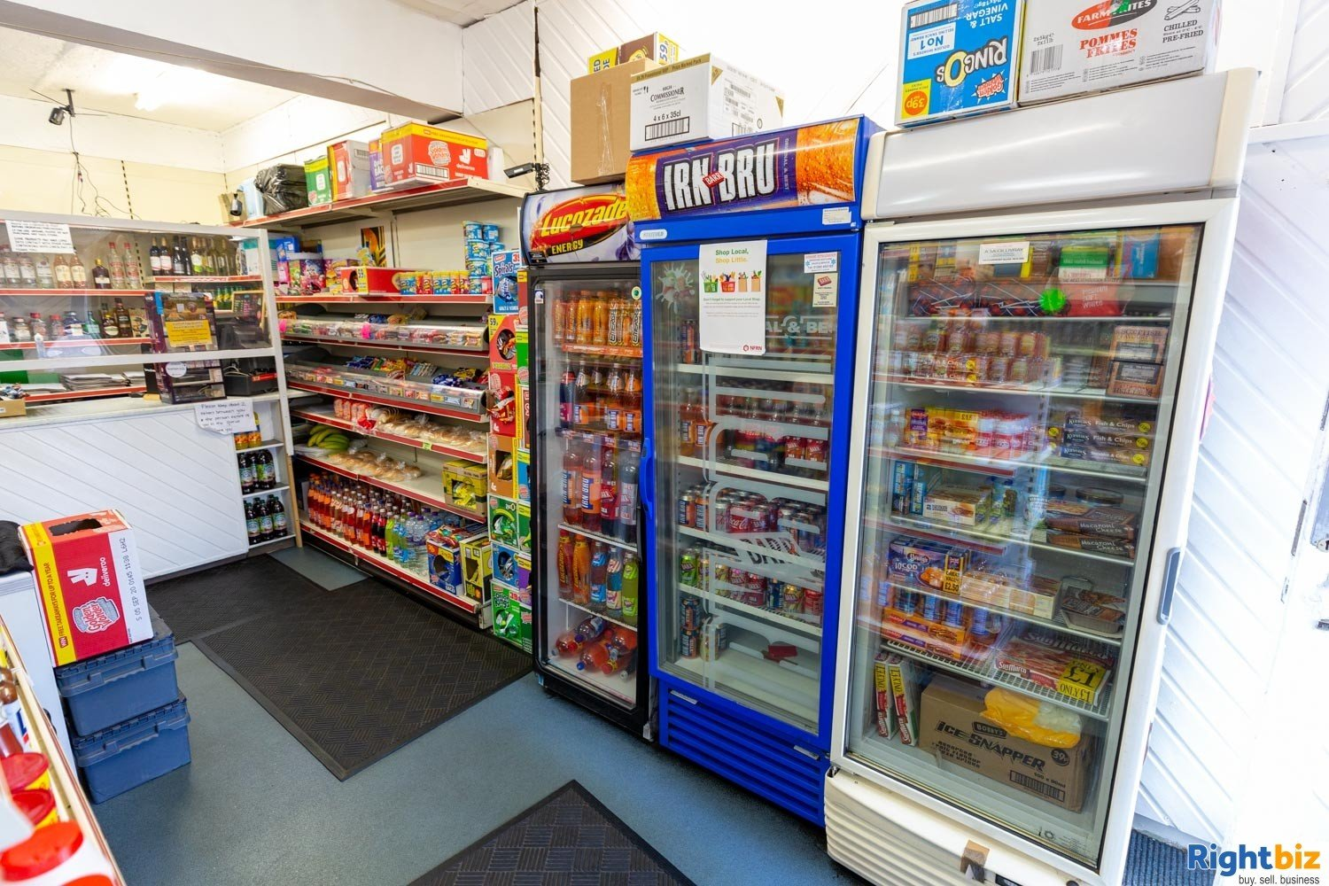 Busy Leasehold Newsagents & Convenience Store For Sale, Stenhousemuir - Image 5
