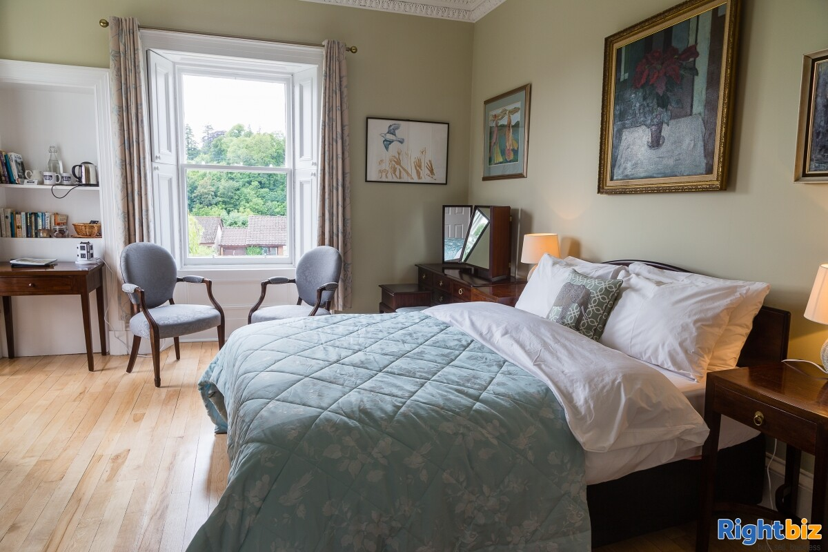 4 Star Bed & Breakfast business located within the Perthshire town of Blairgowrie. - Image 5