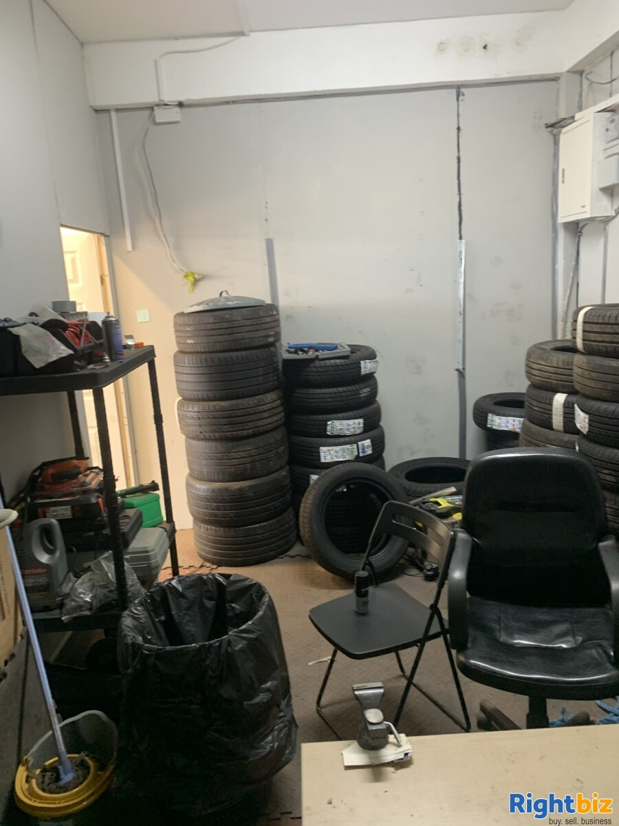 Tyre business for sale in Glasgow Scotland - Image 5
