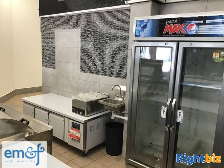 FISH & CHIP SHOP INVESTMENT OPP WITH 4 BED ACCOM, SOUTH WALES - Image 5
