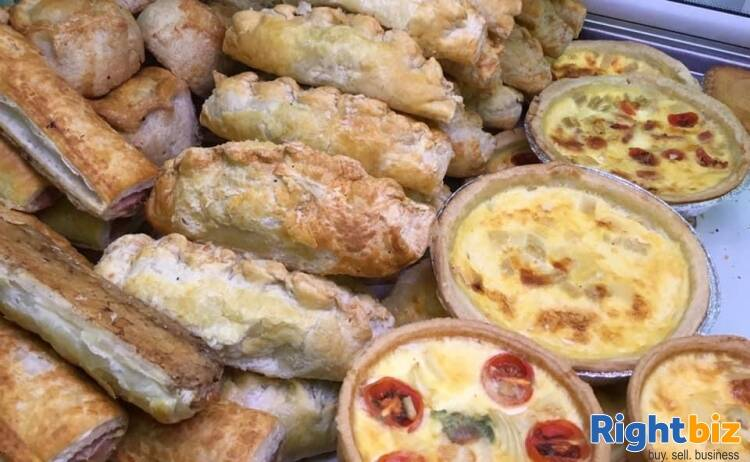 Popular Denbighshire Sandwich Shop & Bakery with Online Potential - Image 5