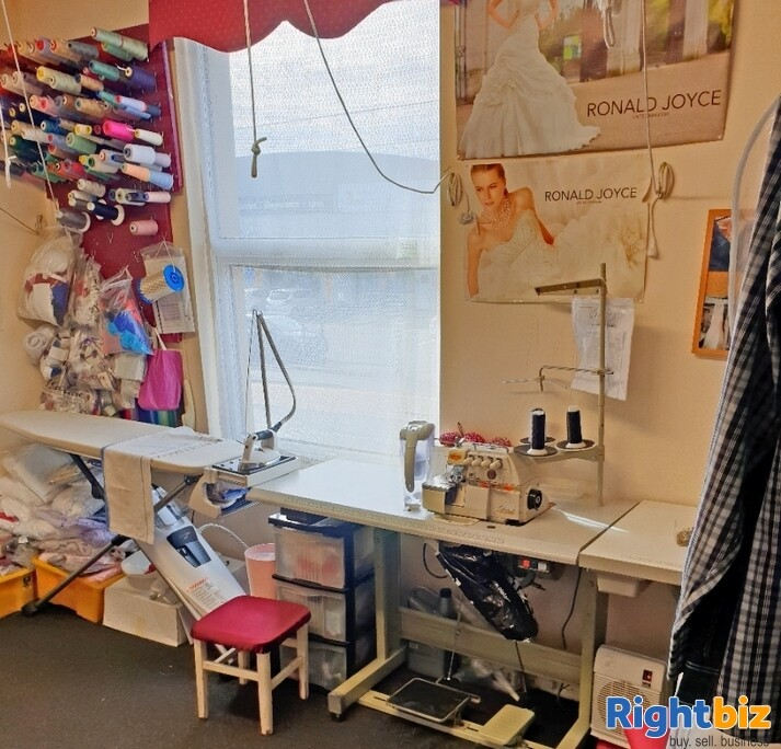 Fully Equipped Bridal Wear Boutique Retail Business for Sale in Wolverhampton - Image 5