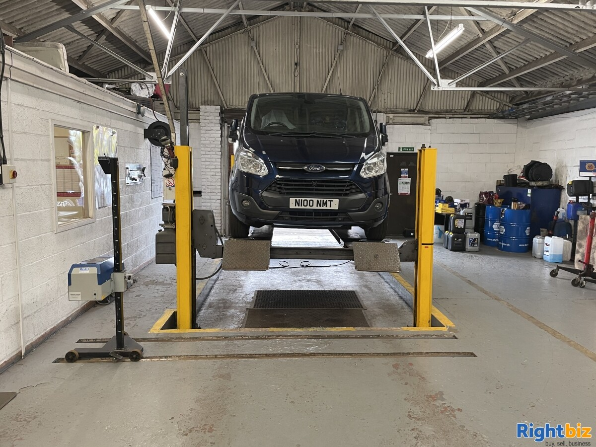 Well Established Auto Repair & Servicing Centre - Image 5