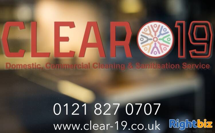 Domestic / Commercial Cleaning & Sanitation Business in Birmingham - Image 5