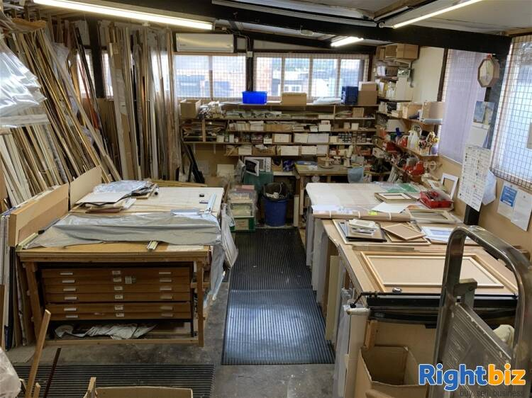 BESPOKE PICTURE FRAMING, CARD & GIFT SHOP IN HESWALL TOWN CENTRE - Image 5