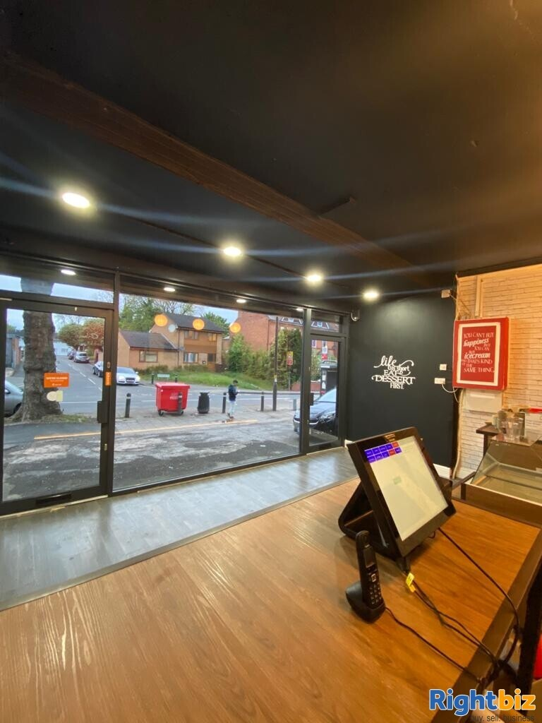 Excellent Opportunity to buy an Established Dessert shop for sale in Acocks Green - Image 5
