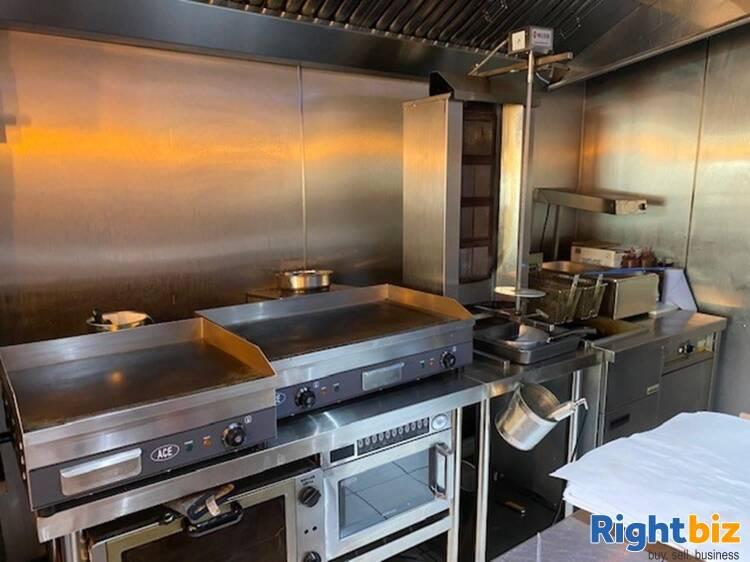 Leasehold Burger Bar & Dessert Takeaway Located In Wednesbury - Image 5