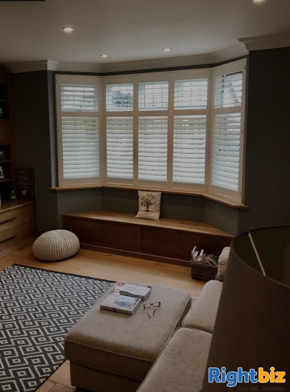 Home Improvements - Shutter Franchise - Image 5