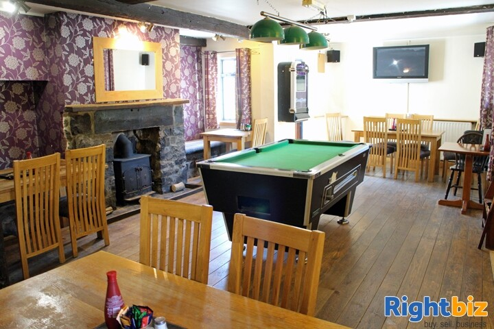 POWYS/SHROPSHIRE BORDER - HISTORIC VILLAGE INN WITH 10 ENSUITE LETTING ROOMS - Image 5