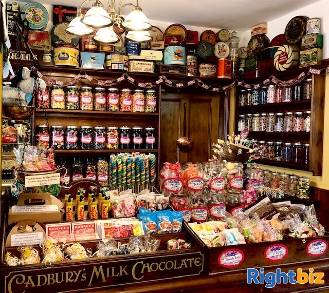Café Tearooms & Sweet Shop with Extensive Owners Accommodation Gargrave Skipton North Yorkshire - Image 5