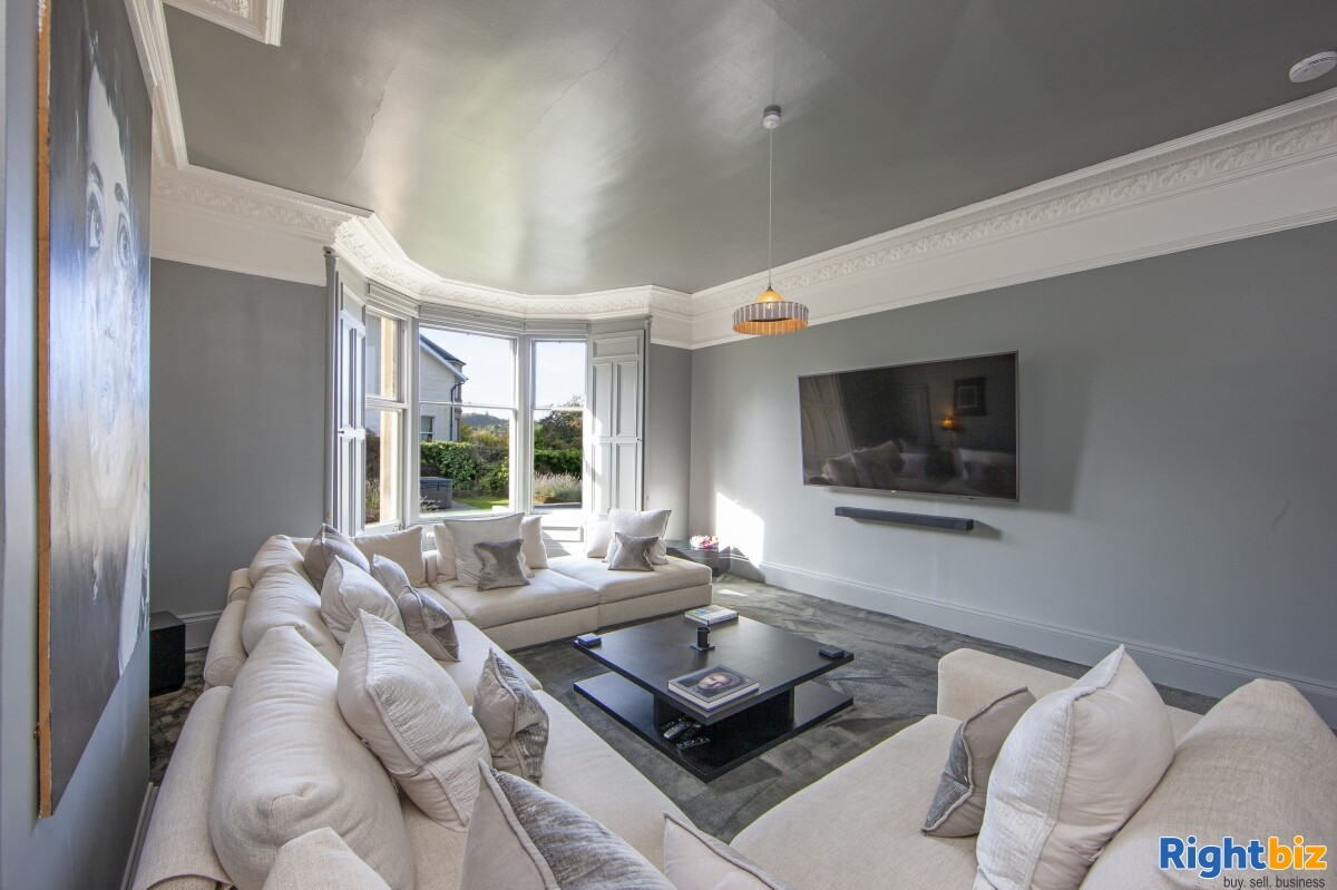 Luxury Victorian Villa for Sale in the heart of Oban, Scotland - Image 5