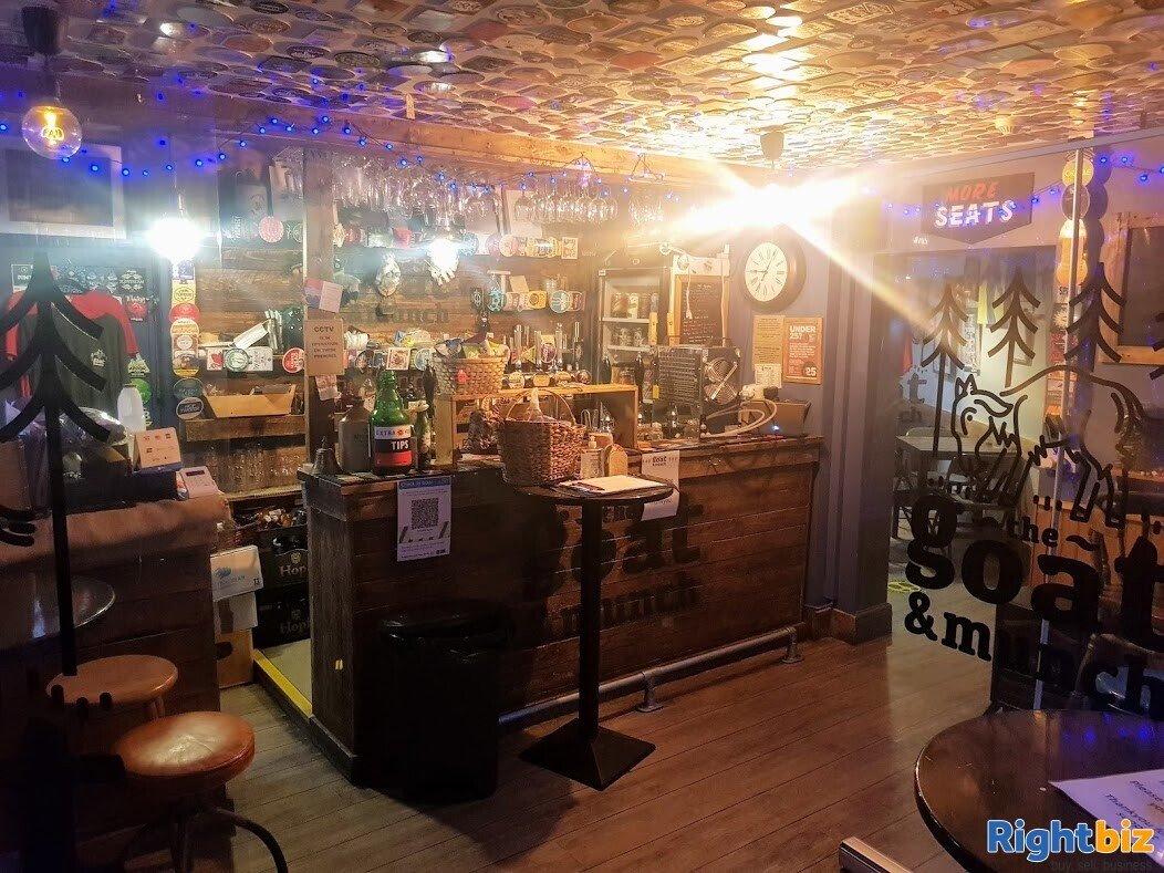 INVESTMENT PROPERTY WITH GROUND FLOOR PUB/BAR AND FIRST FLOOR FLAT - CHESTER FOR SALE - Image 5
