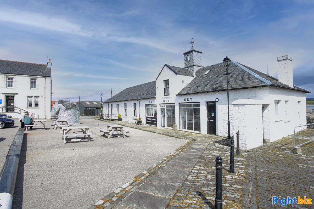 Stunning Well Positioned Cafe Lease Opportunity in Ardrisaig - Image 5